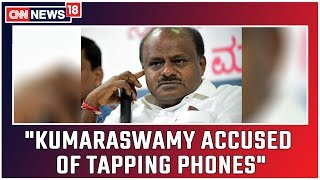 HD Kumaraswamy Got Phones Of MLAs Tapped, Says Probe; CM Calls For Report