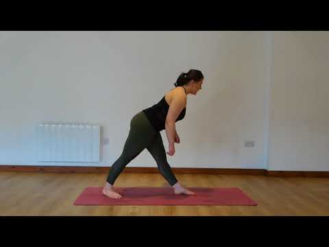 Yoga Osteo Advanced Calf Stretch