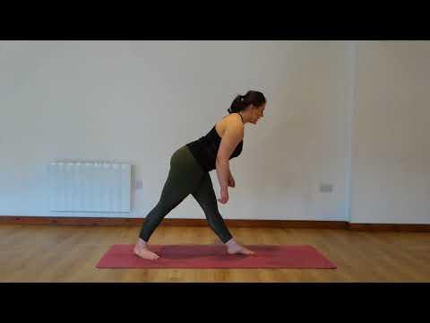 Yoga Osteo Advanced Calf Stretch