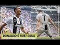RONALDO FINALLY SCORES HIS FIRST GOAL! Serie A Podcast #34