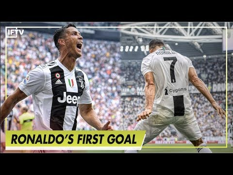 Download RONALDO FINALLY SCORES HIS FIRST GOAL! Serie A Podcast #34