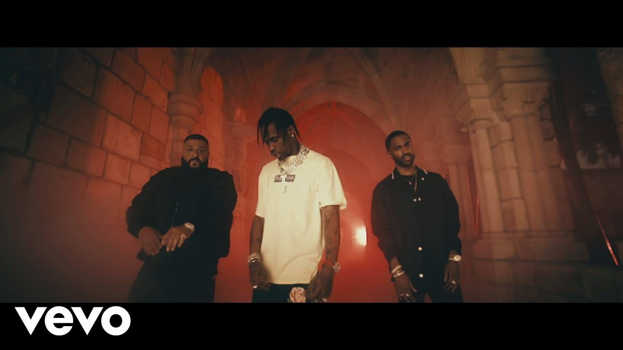 DJ Khaled  ft. Travis Scott, Rick Ross, Big Sean - On Everything