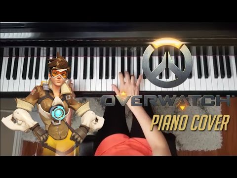 Overwatch Main and Victory Theme Piano Cover (w/ sheet music)