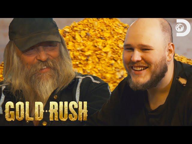 Tony's Huge Week! | Gold Rush