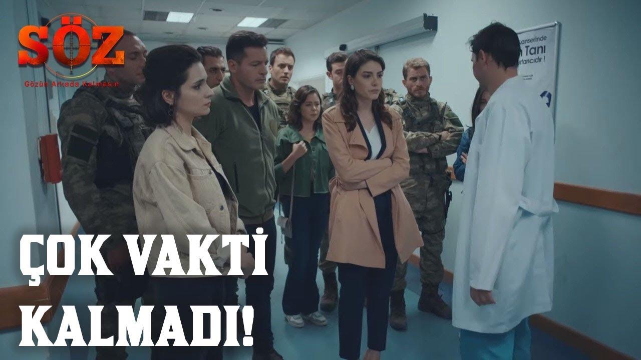Yavuz Karasu'ya Doktordan Kötü Haber - Söz 83. Bölüm