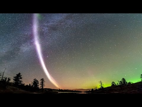 Meet Steve: Scientists, Aurora enthusiasts find a new mysterious light in the night sky.