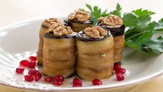 3 вкусные праздничные закуски на скорую руку