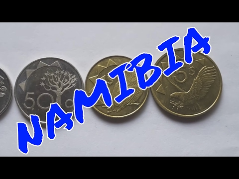 Namibian coins