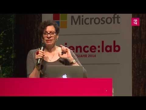 re:publica 2014 - Jeanette Hofmann: Netmundial: Großer ... on YouTube