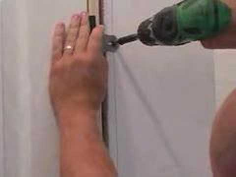 & DOOR INSTALLATION - Quick Plumb Door Hanger - YouTube pezcame.com
