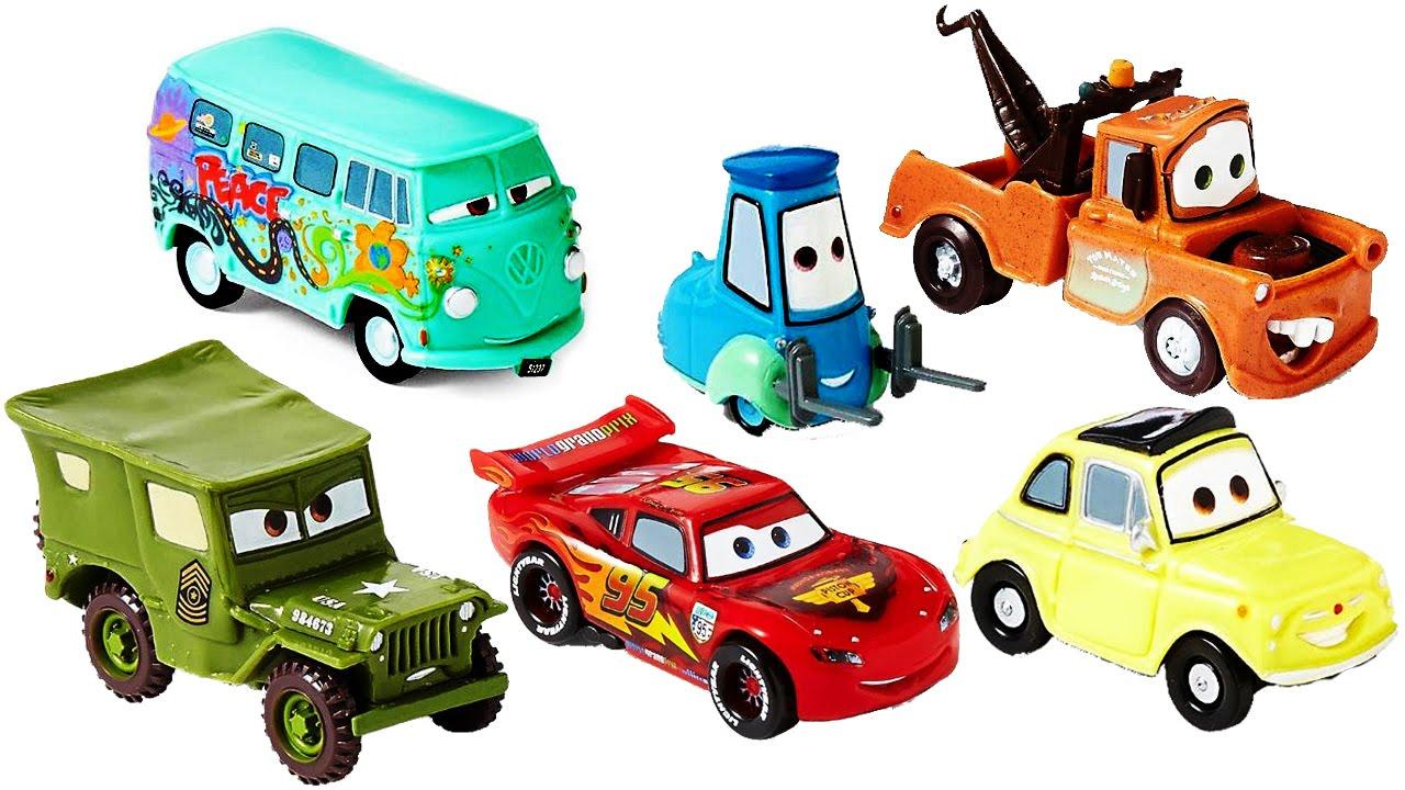 Cars de juguetes juguetero organizador juguetes disney - Juguetes disney cars ...