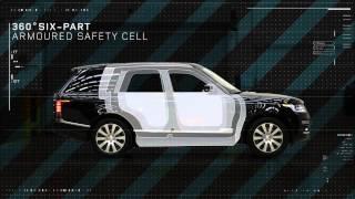 شاهد: Sentinel سيارة مصفحة جديدة من رانج روفر