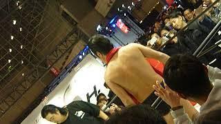 東京オートサロン2019にて.