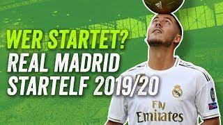 Hazard & Pogba rein? Bale raus? Real Madrids potenzielle Startelf Saison 2019/20! Wer startet?