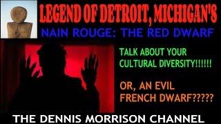 THE LEGEND OF DETROIT, MICHIGAN