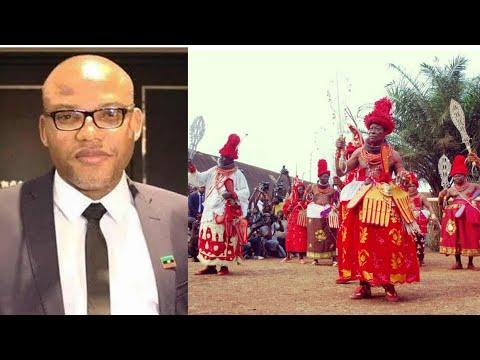 NNAMDI KANU DROPS A ßØMßSH€II ABOUT NIGER DELTA IN NIGERIA