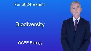 "GCSE Science Revision Biology ""Biodiversity"""