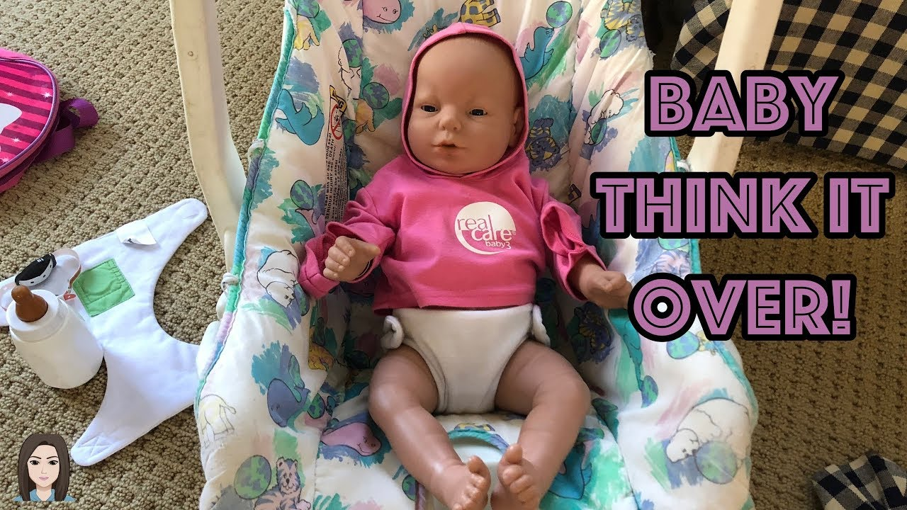 Baby Think It Over Experience! Interactive Doll For Child Development Class