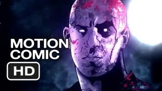 Riddick Official Motion Comic - Blindsided (2013) - Vin Diesel Sci-Fi Movie HD