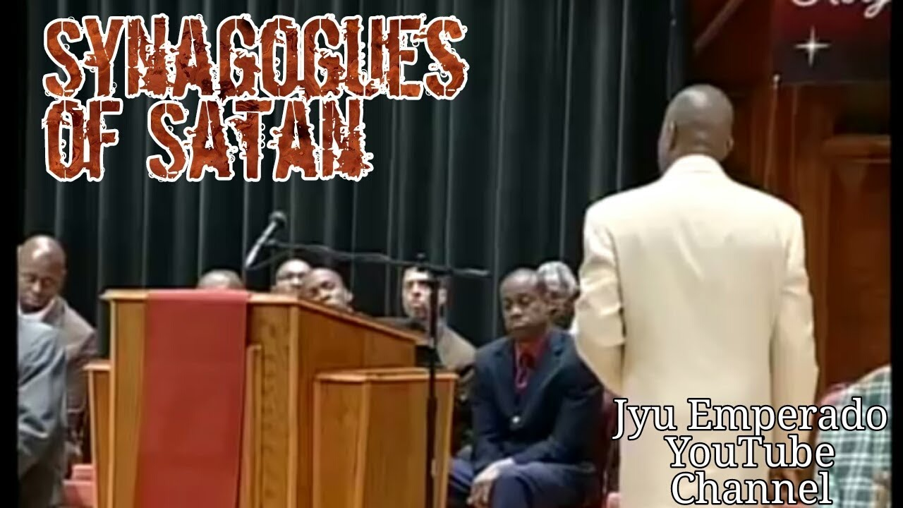 Pastor Gino Jennings - Synagogues of Satan