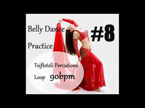 Tsifteteli percussions  Loop #8  90bpm