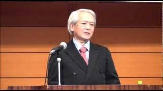 現代の危機と希望講演会(2011.4.30)より http://www.atarashi-kuni.com.