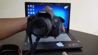 How To Reset Setting Canon 700D