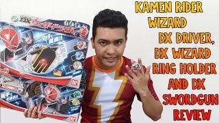 Kamen Rider Wizard DX Driver, DX Wi...