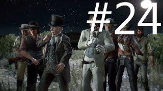 Red Dead Redemption Mission 24: The Assault on Fort Mercer Walkthrough