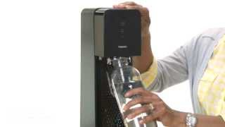 How to make Soda with the SodaStream Source Black Starter Kit : SodaStream at Abt Electronics