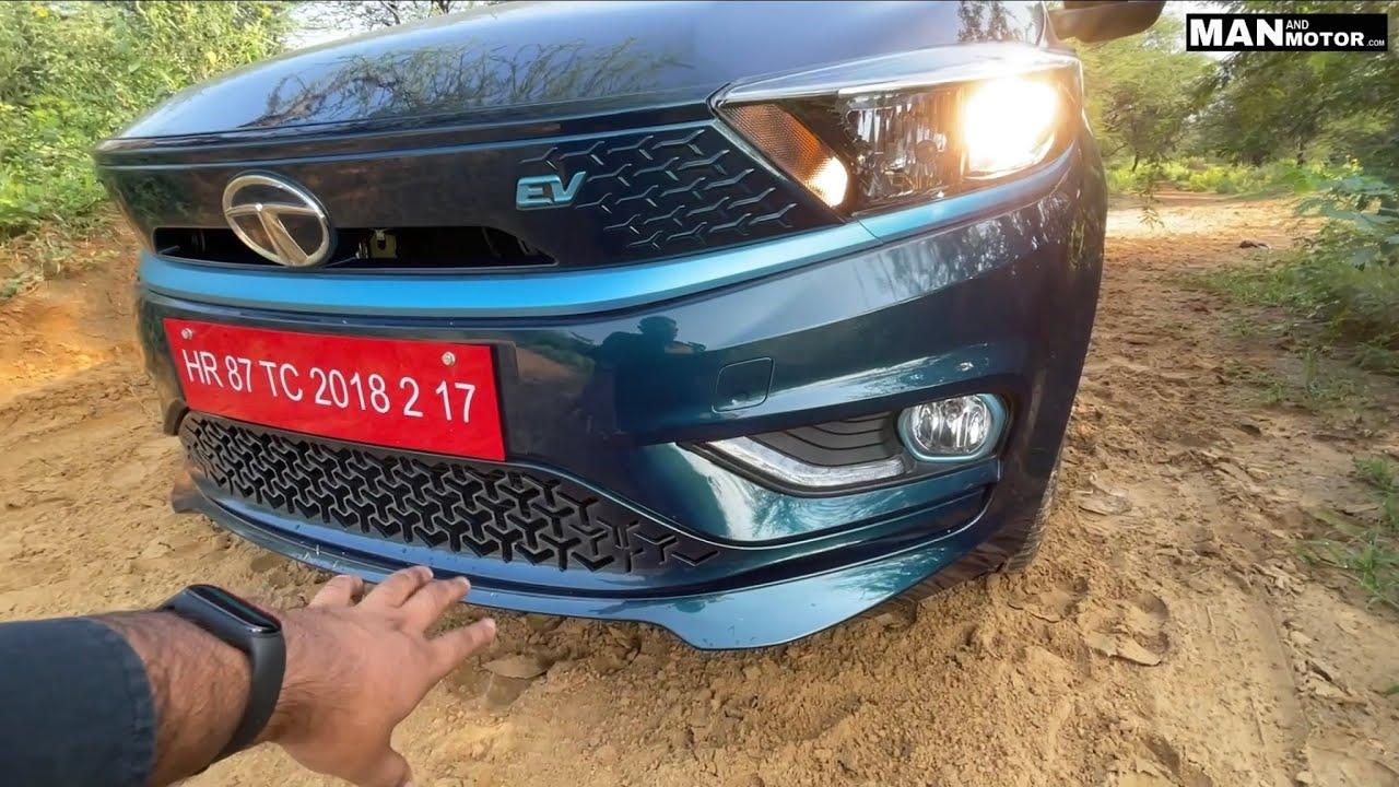 Tata Tigor EV - Real Report and Honest Opinion | ManAndMotor