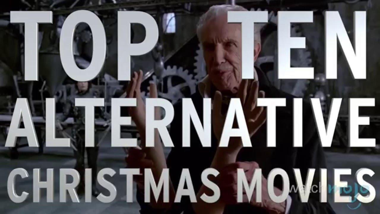 Top 10 Alternative Christmas Movies (Quickie) - YouTube