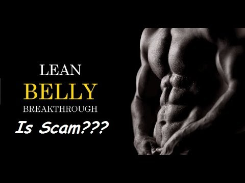 Lean Belly Breakthrough Scam    Know The Truth Before Buying Lean     Lean Belly Breakthrough Scam    Know The Truth Before Buying Lean Belly  Breakthrough