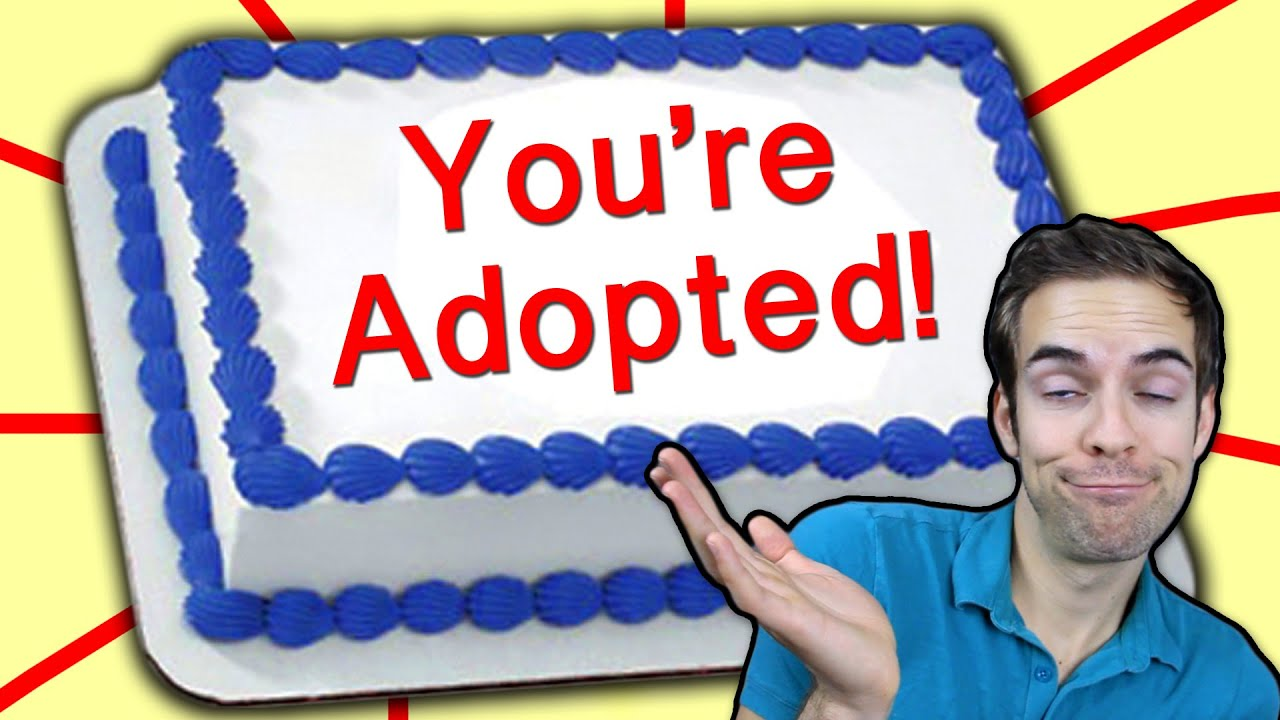 how to tell your kid they re adopted yiay 110 youtube