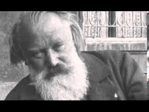 Szymon Goldberg   Brahms Violin Concerto  3rd mov.