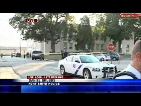 2 Injured In Crawford County Courthouse Shooting