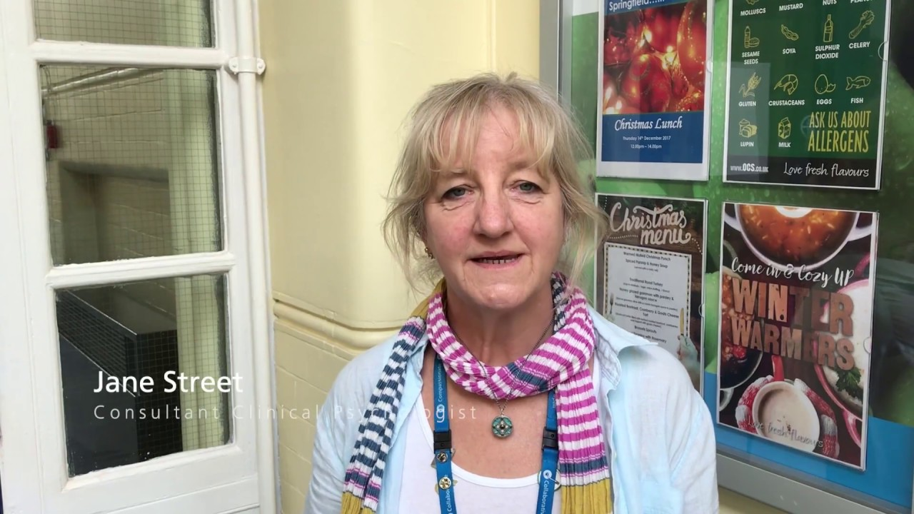 NHS 70 - Jane Street, Consultant Clinical Psychologist