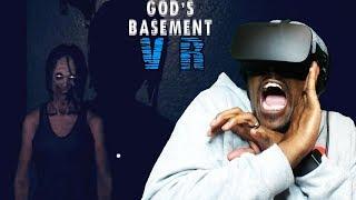 Uncover The Secrets In God's Basement   GOD'S BASEMENT VR
