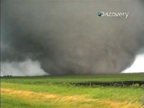 Destroyed In Seconds- Monster Tornado