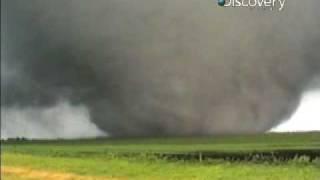 Destroyed in Seconds- Monster Tornado
