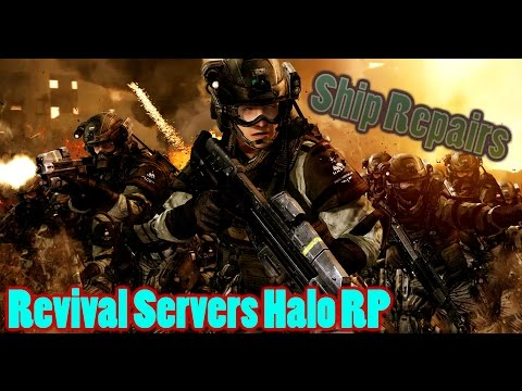 Ship Repairs - Gmod Halo RP - Revival Servers