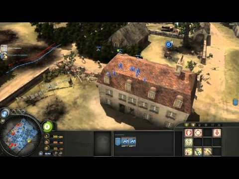[CoH] Company of Heroes 3vs3 Multiplay America 6