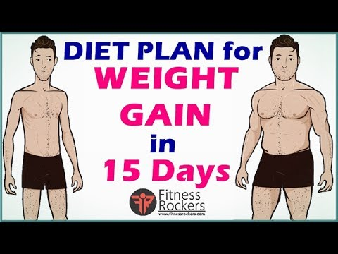 Full Day Diet Plan To GAIN WEIGHT For Beginners Bodybuilding Tips