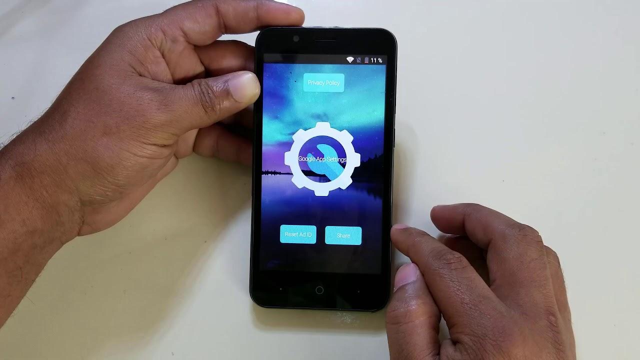 Quitar cuenta google a zte z558vl android 7