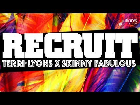 """Terri Lyons x Skinny Fabulous - Recruit """"2017 Soca"""""""
