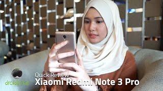 Xiaomi Redmi Note 3 Pro Quick Review