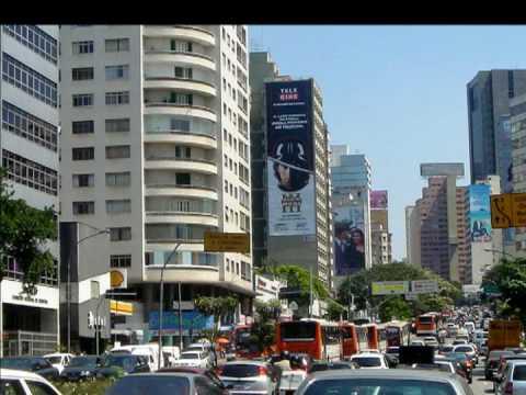 São Paulo City _ Brazil