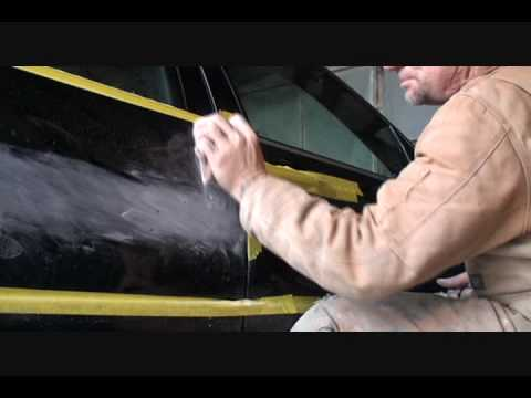 Mercedes Benz S500-Major Collision Repair-HOW TO Repair Your OWN CAR. Part 1