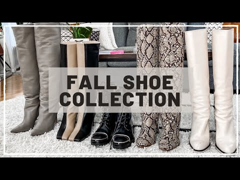 FALL & WINTER BOOT & SHOE COLLECTION 2020 | MONROE STEELE