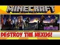 Minecraft Bukkit Plugin - Destroy The Nexus - Tutorial